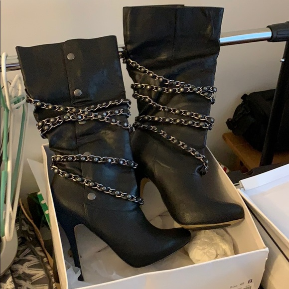 Bakers Shoes - Tall boots